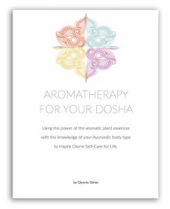 Aromatherapy For Your Dosha Book